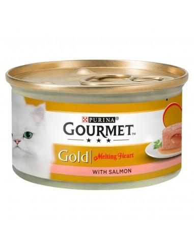 "Gourmet Gold ""Η Καρδιά της Γεύσης"" με γεύση Σολομό"